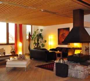 Il salotto del Bad Schoergau Hotel Bad Schörgau