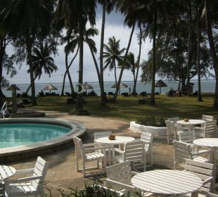 Blick zum Meer Hotel Diani Sea Lodge