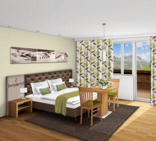 Komfortzimmer Gasthof Inntalerhof