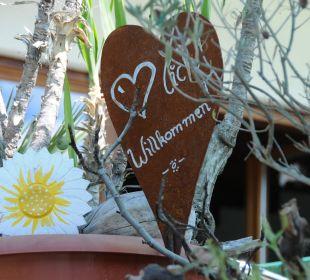 Liebevolle Details - Urlaub mit Herz Ferienwohnungen Theresienhof