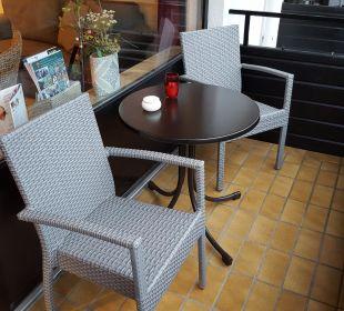 Balkon  Romantischer Winkel SPA & Wellness Resort