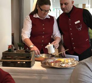 Beef Tartare  Hotel Fischer am See