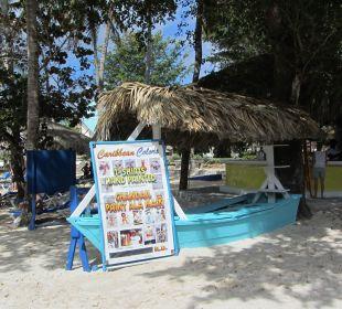 Unterhaltungsstation Dreams La Romana Resort & Spa