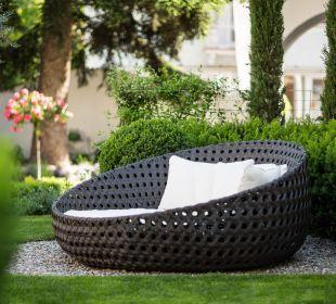 Gartenanlage Boutique Hotel Zum Rosenbaum
