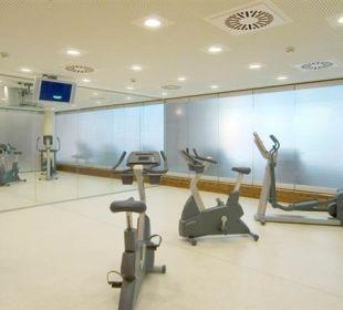 Fitnessraum Relexa Hotel Ratingen City