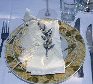 Strandhochzeit - Gastgeschenke Hotel Apollon