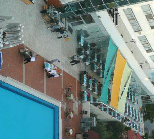 Zum Abendessen Hotel Narcia Resort Side