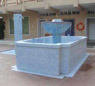 Zum Pool gehörend Clarks Shiraz Hotel