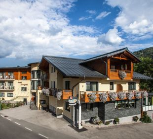 Aussenansicht West Hotel Zirngast Hotel Zirngast