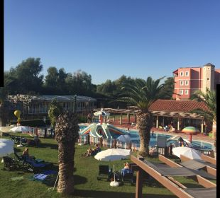 Poolanlage Club Mega Saray