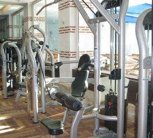Fitnessstudio Hotel Oleander