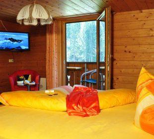 Schlafzimmer Hochjoch Ferienwohnung Winkler