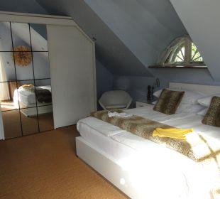 Schlafzimmer Hotel Rothman Manor