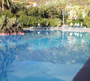 De schöne Pool Hotel Hacienda San Jorge