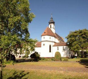 Aussenansicht Kloster Maria Hilf Kloster Maria Hilf
