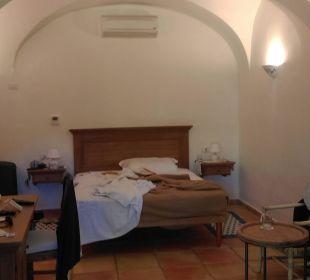 Schlafraum und für den Aufenthalt Hotel Parco Degli Ulivi