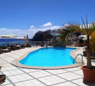 Pool  Hotel XQ El Palacete