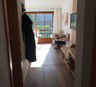 Flur Hubertus Alpin Lodge & Spa