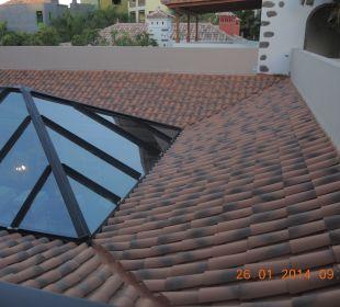 Balkonblick Lopesan Villa del Conde Resort & Spa