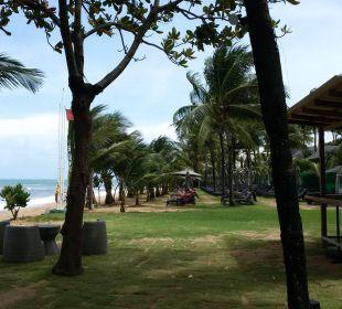 Aussenanlage La Flora Resort & Spa