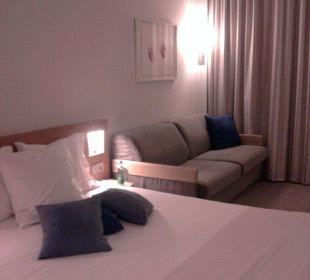 Zimmer Hotel Novotel Wien City