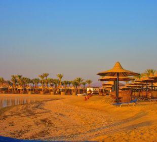 Badeschuhe empfohlen... Hotel Steigenberger Coraya Beach