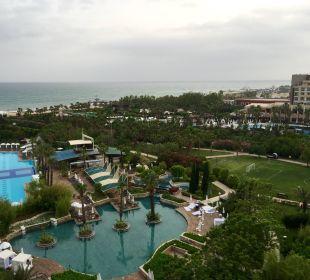 Вид из номера Hotel Concorde De Luxe Resort