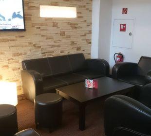 Lobby Best Western Hotel München-Airport