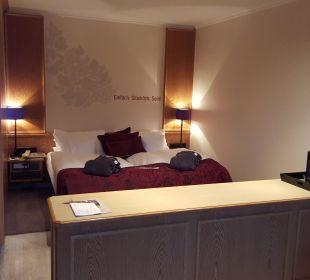 Bett Romantischer Winkel SPA & Wellness Resort