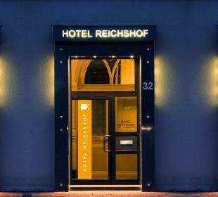 Lobby Hotel Reichshof Garni