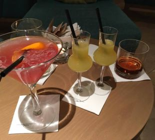 Leckere Drinks Gran Hotel & Spa Protur Biomar