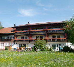 Frühling  Hotel Mühlenhof