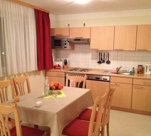 Küchenbereich Ferienpark Bodetal