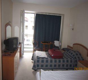 Zimmer Hotel Lilia