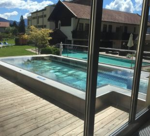 Aussenwhirlpool Alpen Adria Hotel & Spa