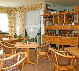Restaurant/Buffet Hotel Nussbaumhof