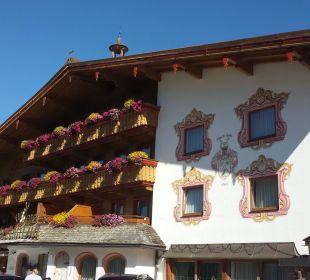 Vorderansicht Hotel Glockenstuhl