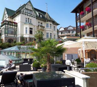 Außenansicht Romantischer Winkel SPA & Wellness Resort