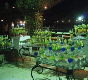 Cocktailempfang für Gala-Dinner Festival Le Jardin Resort (geschlossen)