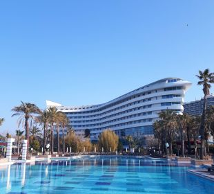 Poolanlage Hotel Concorde De Luxe Resort