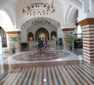 Der Empfang Hotel Iberotel Makadi Beach