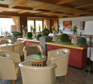 Lobby Hotel Taubers Unterwirt