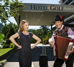 Lobby Hotel Golf
