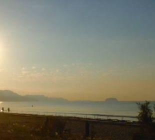 Morgen am meer Hotel Louis Zante Beach