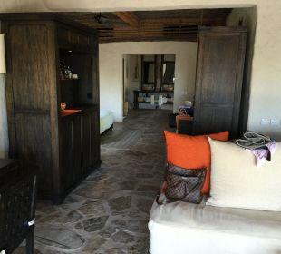 Wohnzimmer zum Schlafzimmer Six Senses Spa At Zighy Bay
