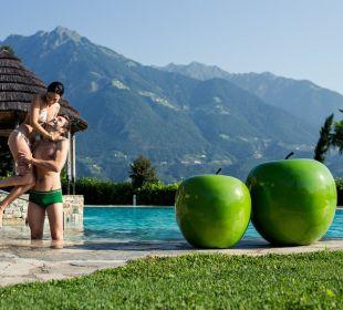 Pool Outdoor Hotel La Maiena Meran Resort