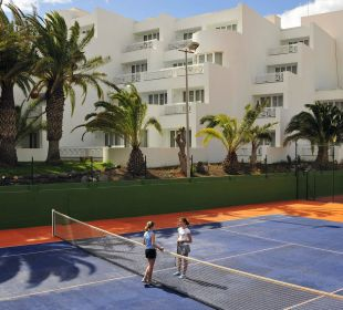 Tennis Hotel Hipotels La Geria