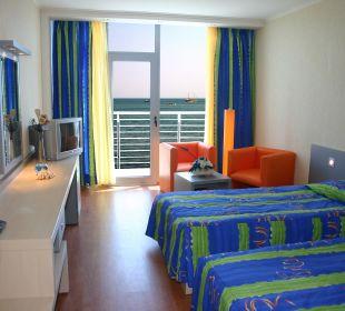 Twin room Hotel Sol Marina Palace