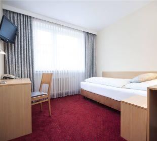 Einzelzimmer Standard Comfort Garni Hotel