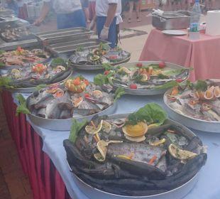 Frisch zubereitete Speise  Hotel Club Kastalia
